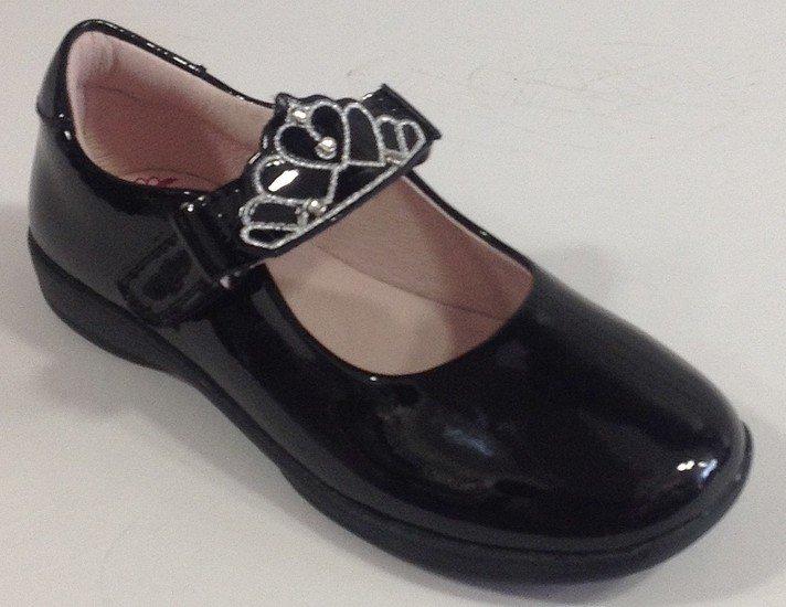 Lelli Kelly Girls School Shoe LK8100 Missy - Stampede  Children s Designer  Shoes and Clothes 964b6bb5604b