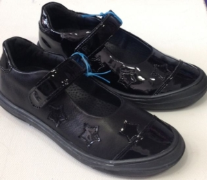 Richter Girls School Shoes