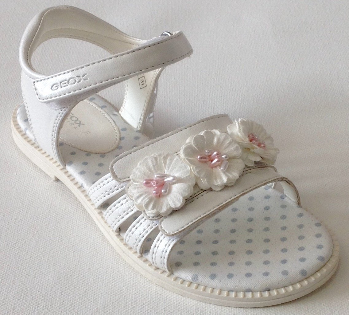 bb6c6e8d62c1 Girls Geox Sandals J9235D J S Karly